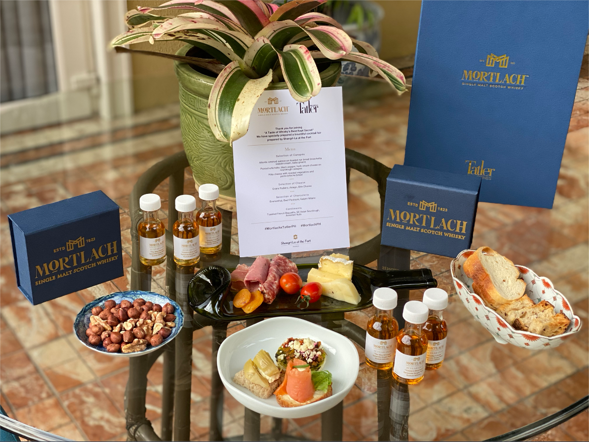 Mortlach and Tatler Kick Off 2021 With Another Exclusive Whisky Tasting Affair