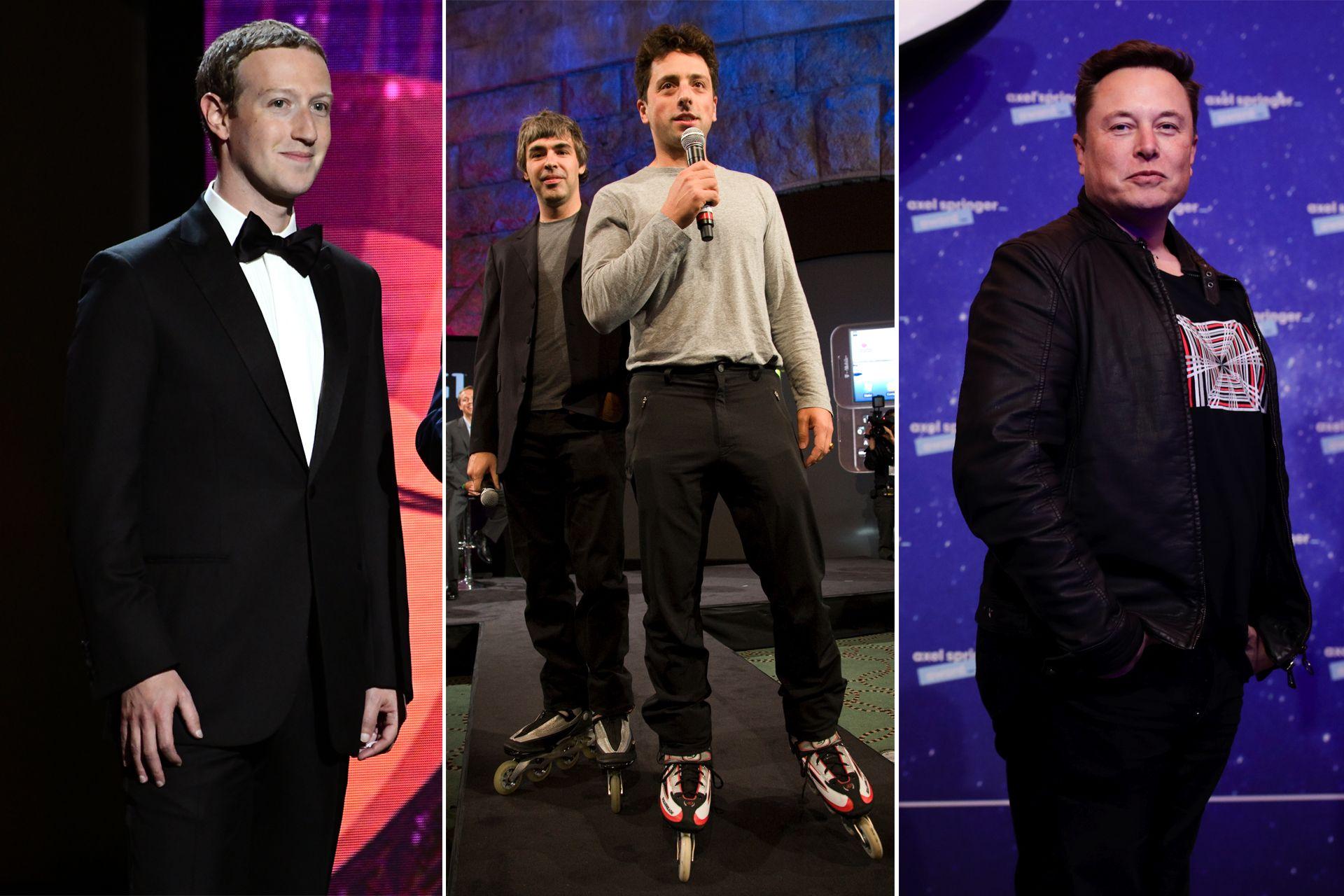 全世界最有錢的人是誰?2021年全球10大富豪榜單一覽
