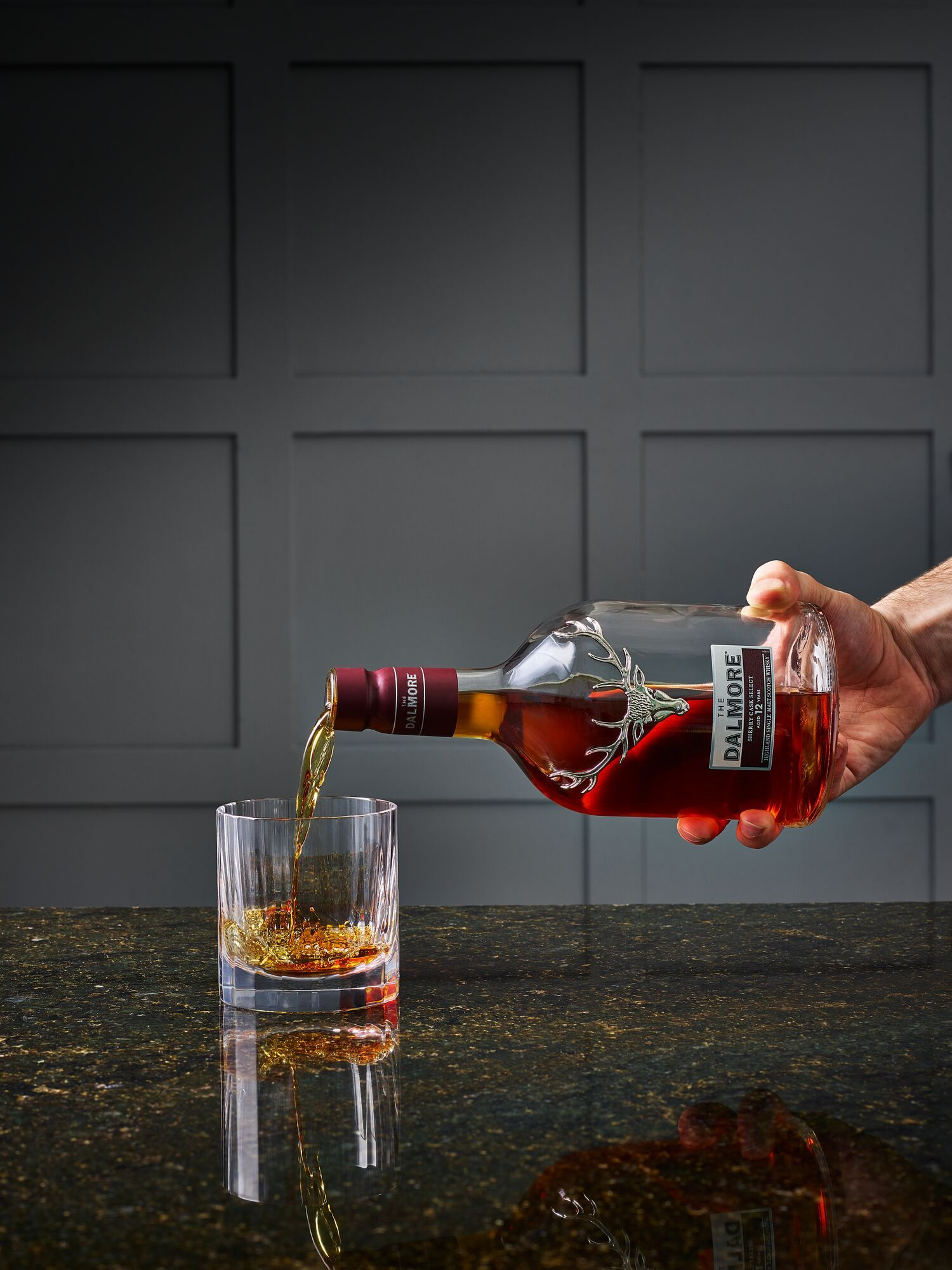 The Dalmore's New 12 Year Old Whisky Blend Boasts Sherry Cask Finish