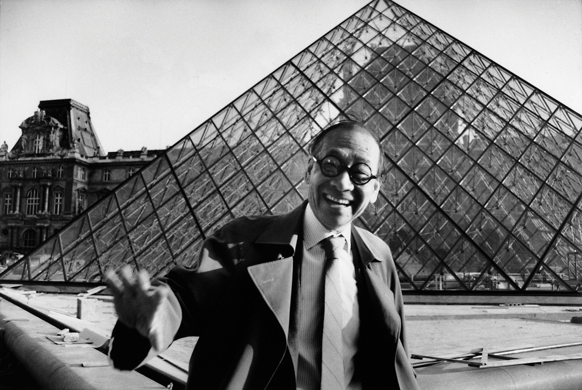 How IM Pei Became One Of The World's Greatest Architects And His Most Iconic Works