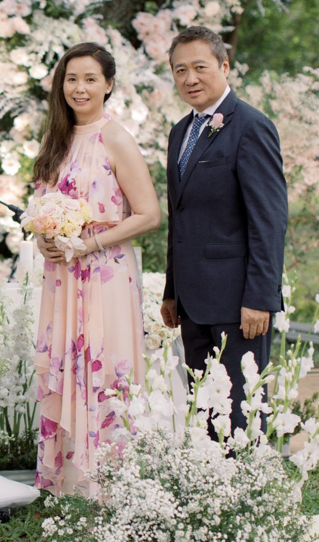 Princesse et Henry Sy, Jr