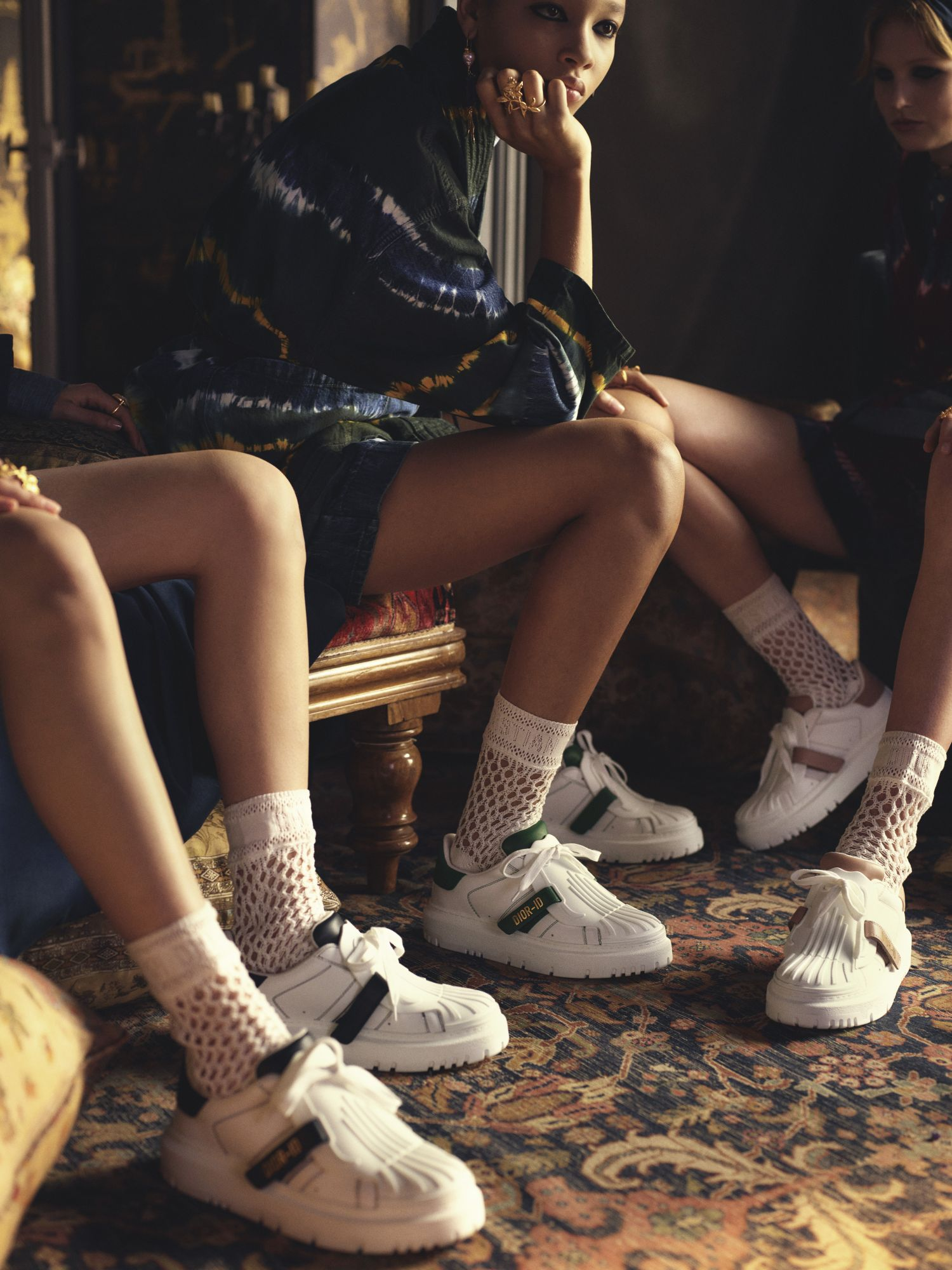 Dior, Nike, Alexander McQueen: 5 Fashionable White Sneakers To Have This 2021