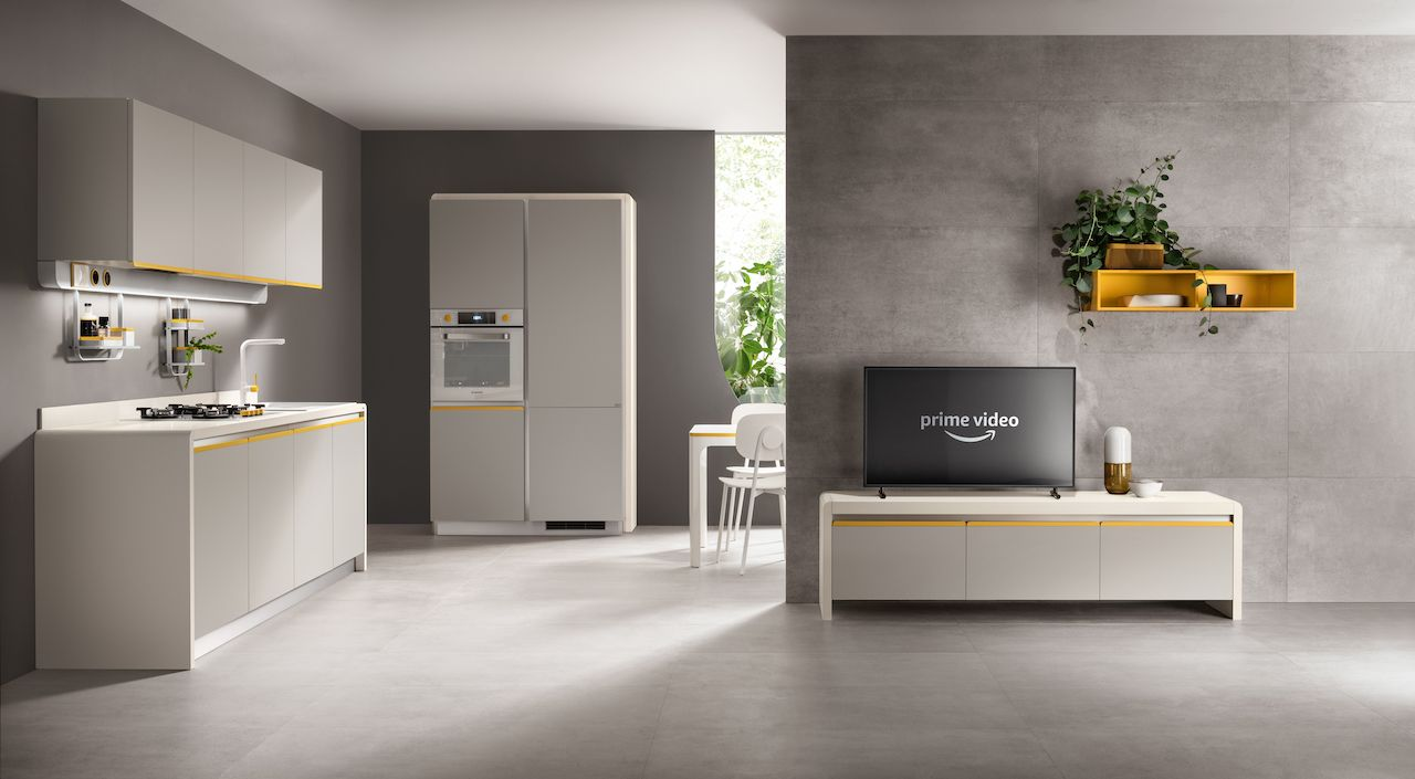 Scavolini's Dandy Plus Introduces Us To Fully Functional Smart Homes Perfect For The 21st Century Family