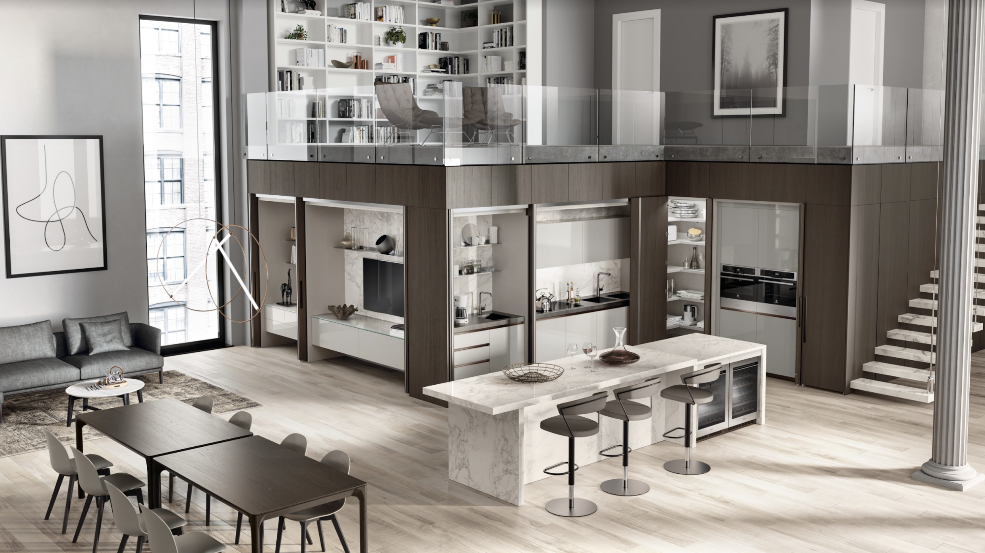 Home Tips: Scavolini's BoxLife Concept Can Elegantly Maximise Small Spaces