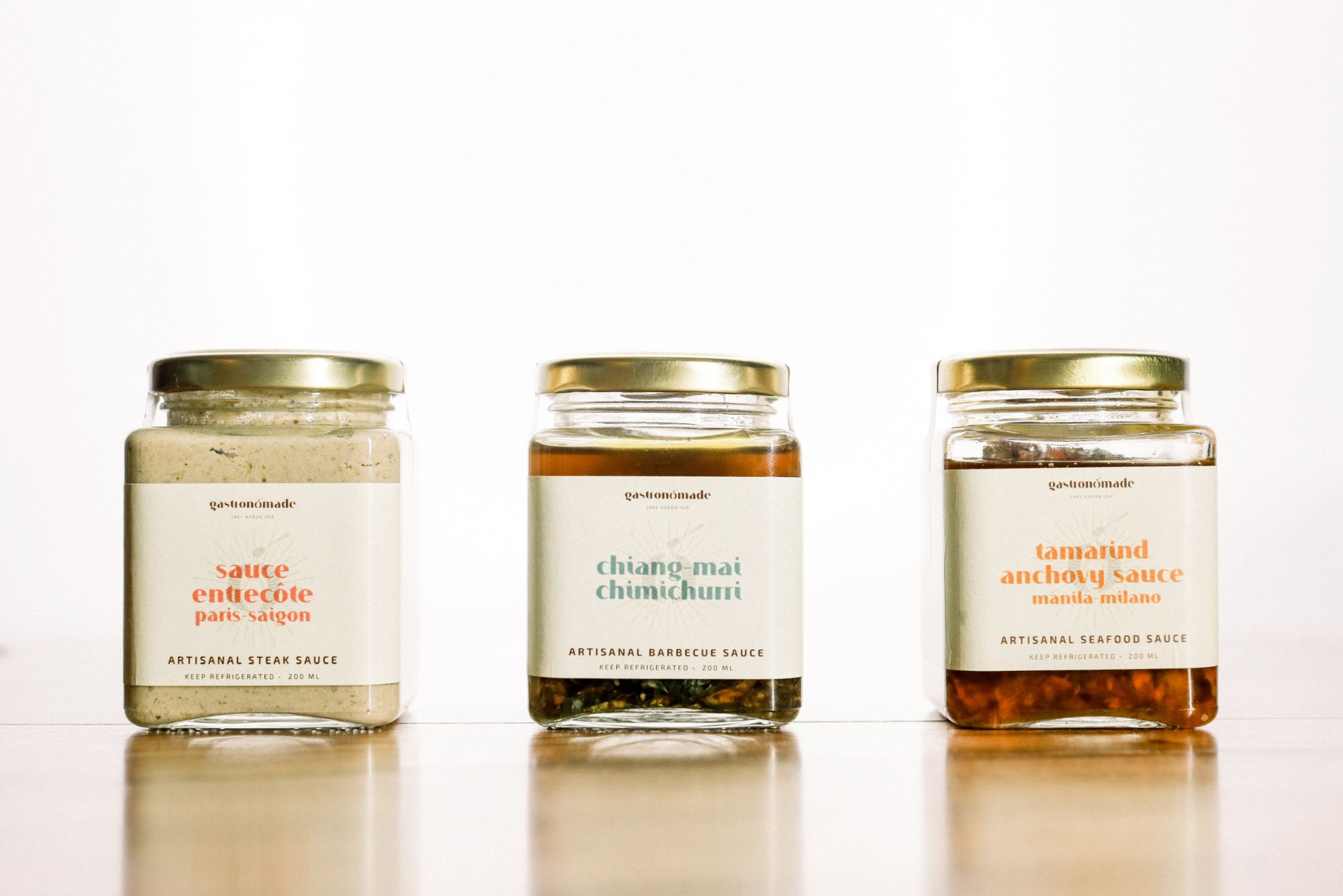 Gastronômade Manila By Chef Aaron Isip: Sauces And DIY Kits You Must Try