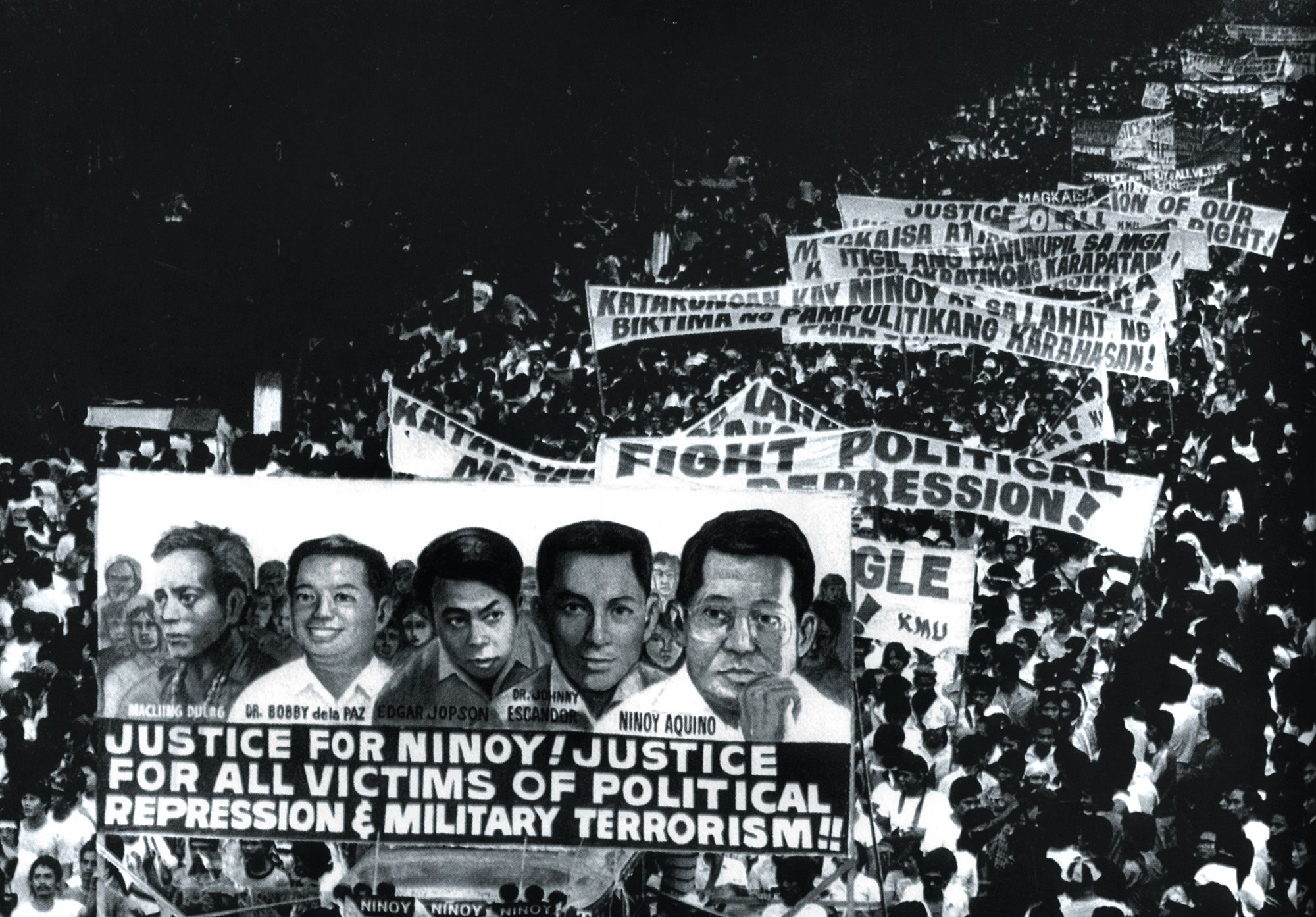 EDSA Revolution: A Look Back At The Historic 1986 People Power