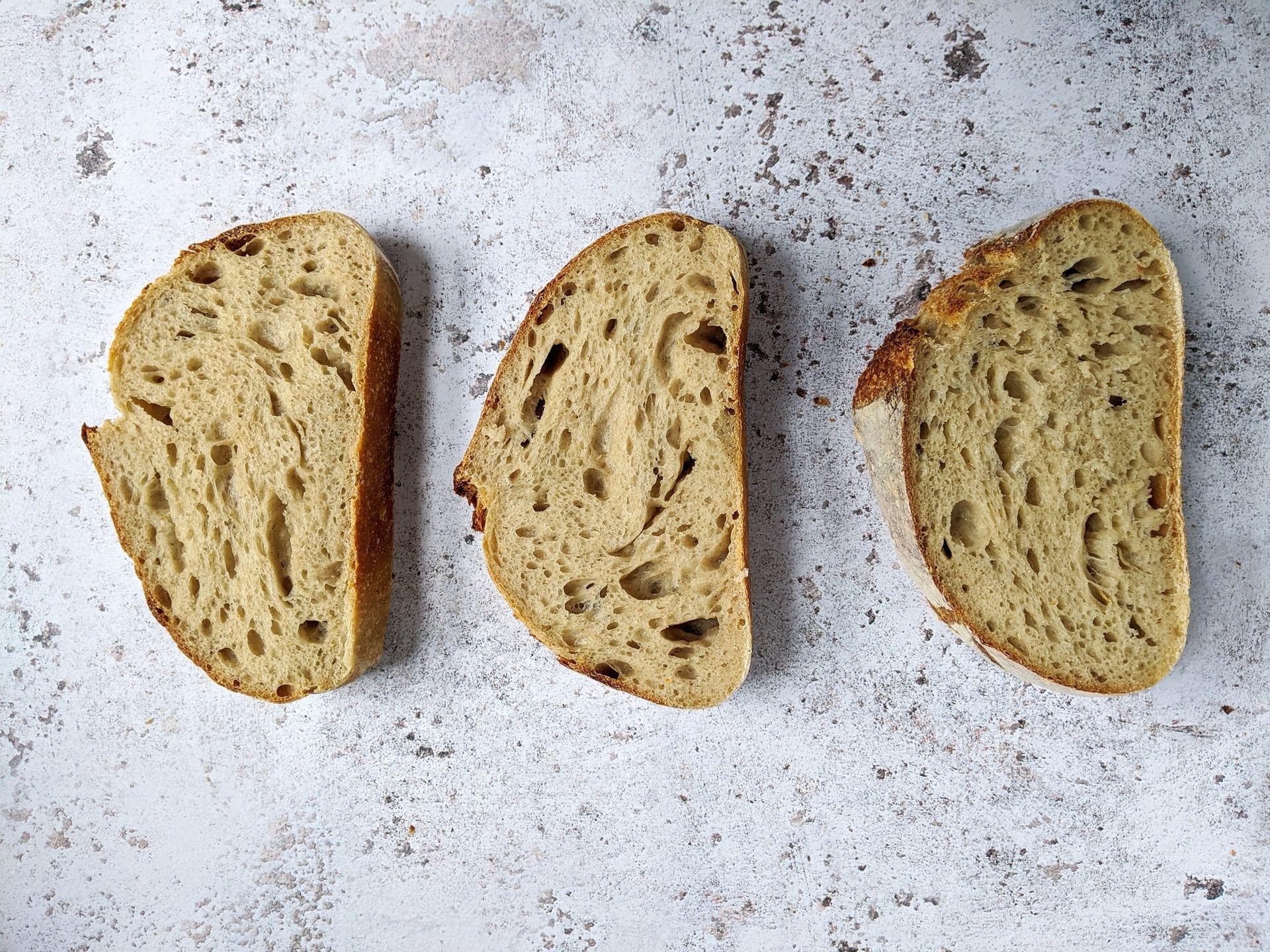 Where To Order Bread: Sourdough Bread's Best Kept Secret, Bernadette Olivares