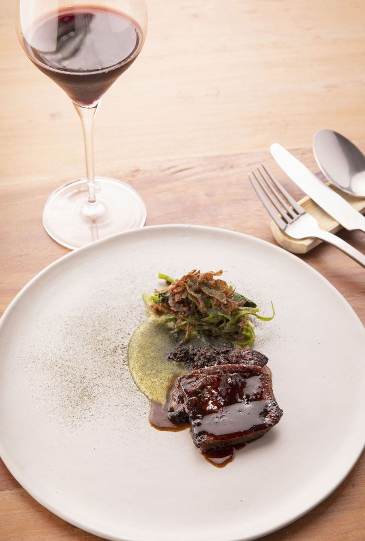 Metiz Restaurant's Chef Stephan Duhesme Re-Interprets Filipino Food