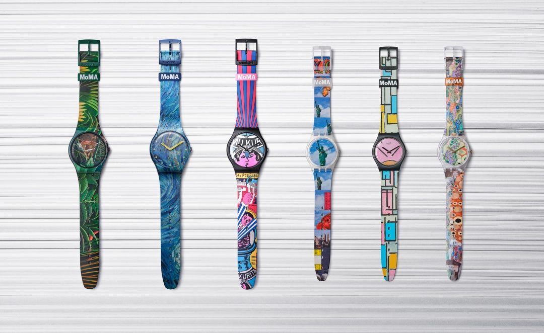 Swatch x MoMA: The Watch Collab To Add To Your Collection