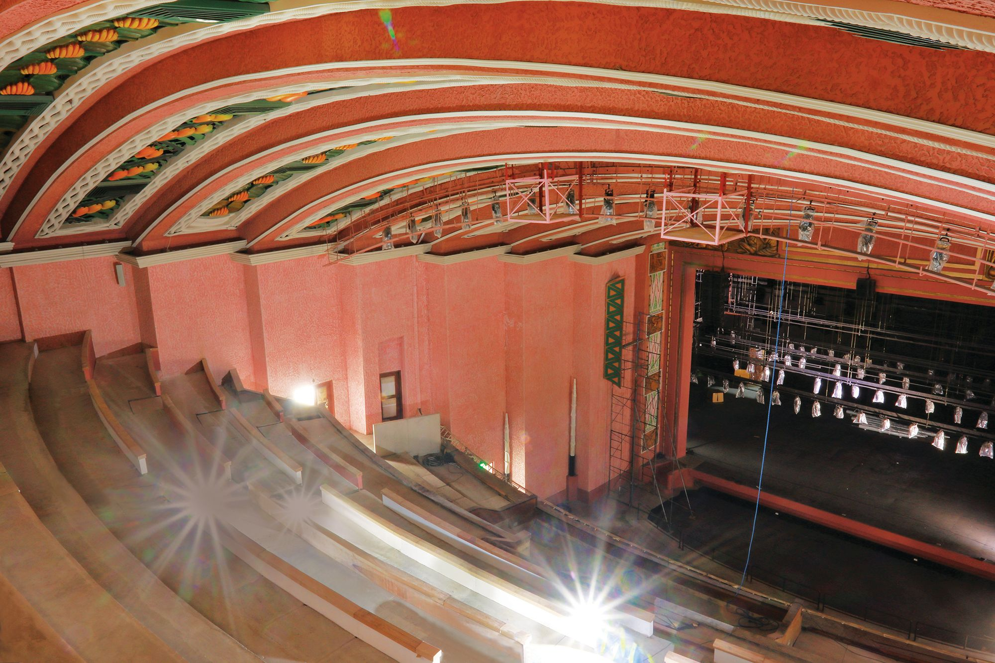 The Manila Metropolitan Theater Will Reopen April 2021 After 6 Years Of Restoration