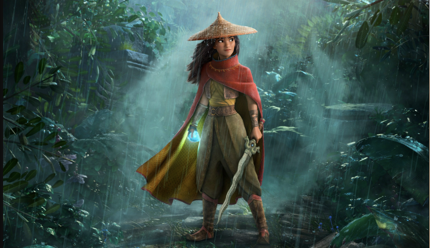 Disney's Raya And The Last Dragon: Southeast Asian And Filipino Cultural References