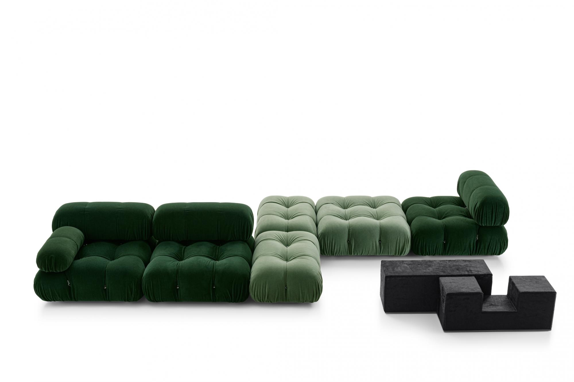 B&B Italia's Camaleonda Sofa: 1 Sofa, Infinite Ways