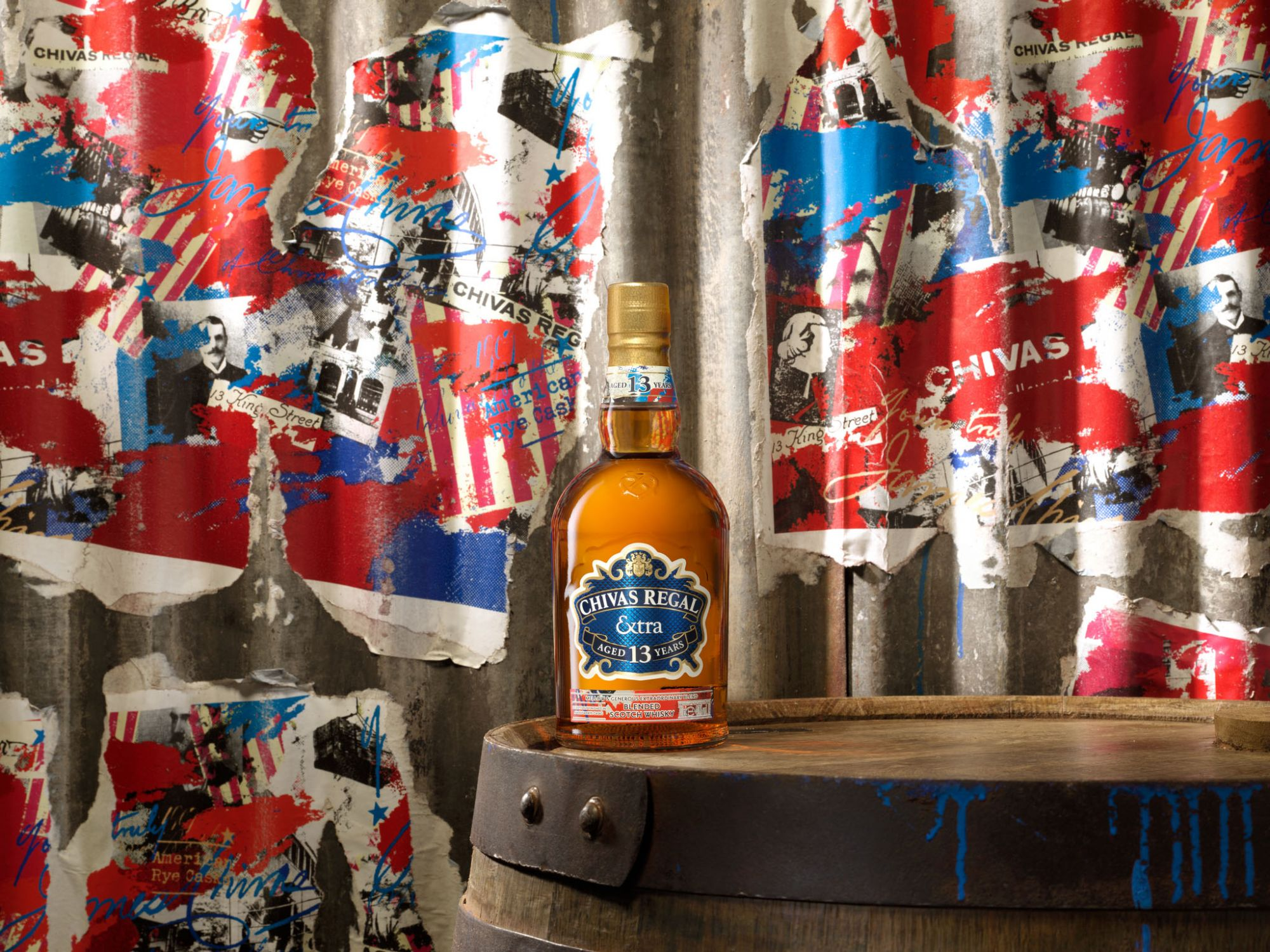 New Blended Whisky: Introducing The Chivas Extra 13 Collection