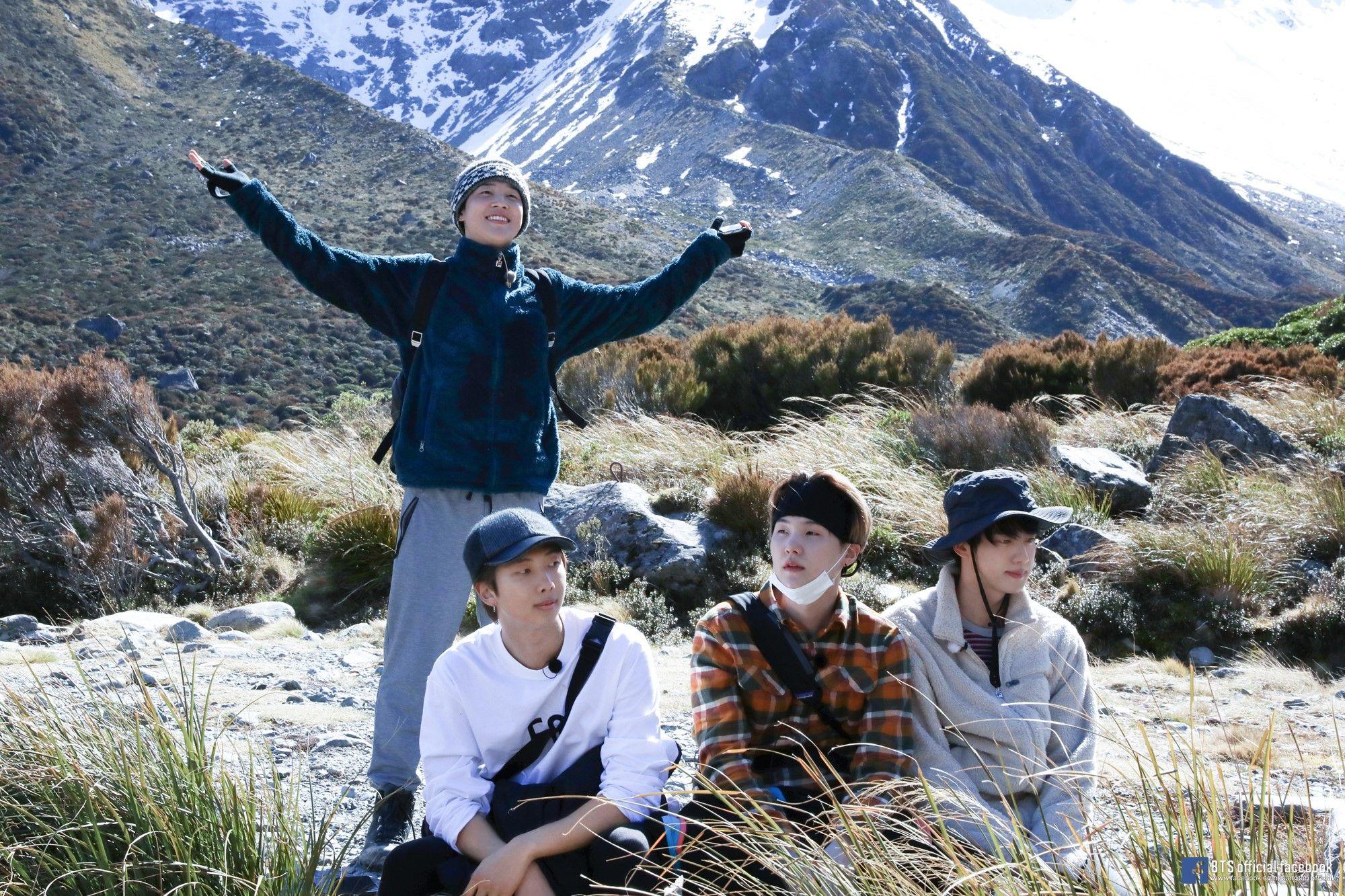 from Bon Voyage 4 | Image: BTS Official Facebook