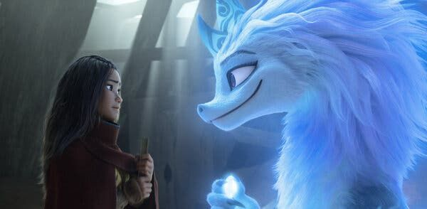 Movie Review: Why Disney's Raya and The Last Dragon is a Must-Watch Film