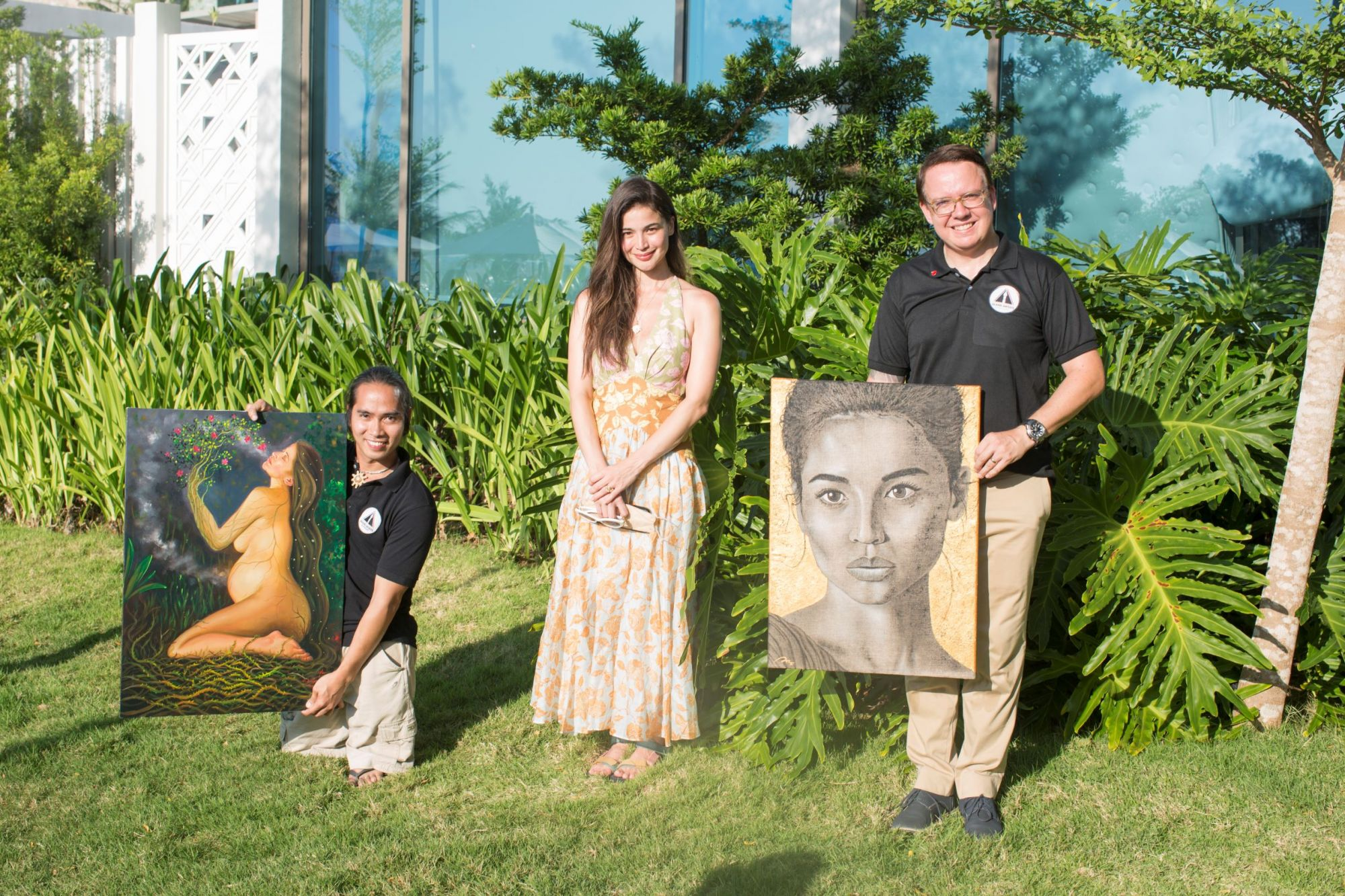 Anne Curtis And Crimson Resort & Spa Boracay Showcase The Island's Arts Scene