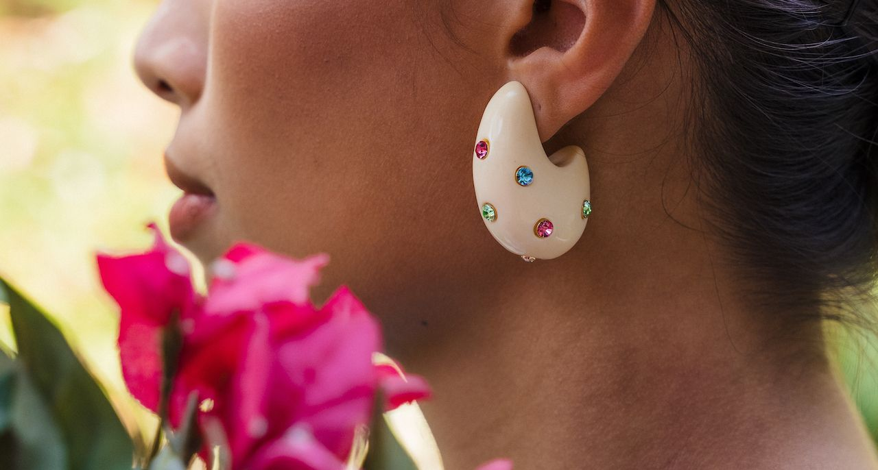 Flora Magica Earrings