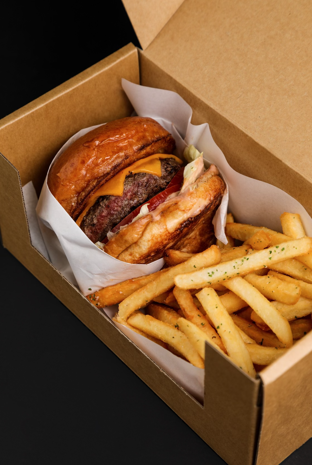 Wildflour Burgers: Newly Opened And Ready To Deliver This March 2021