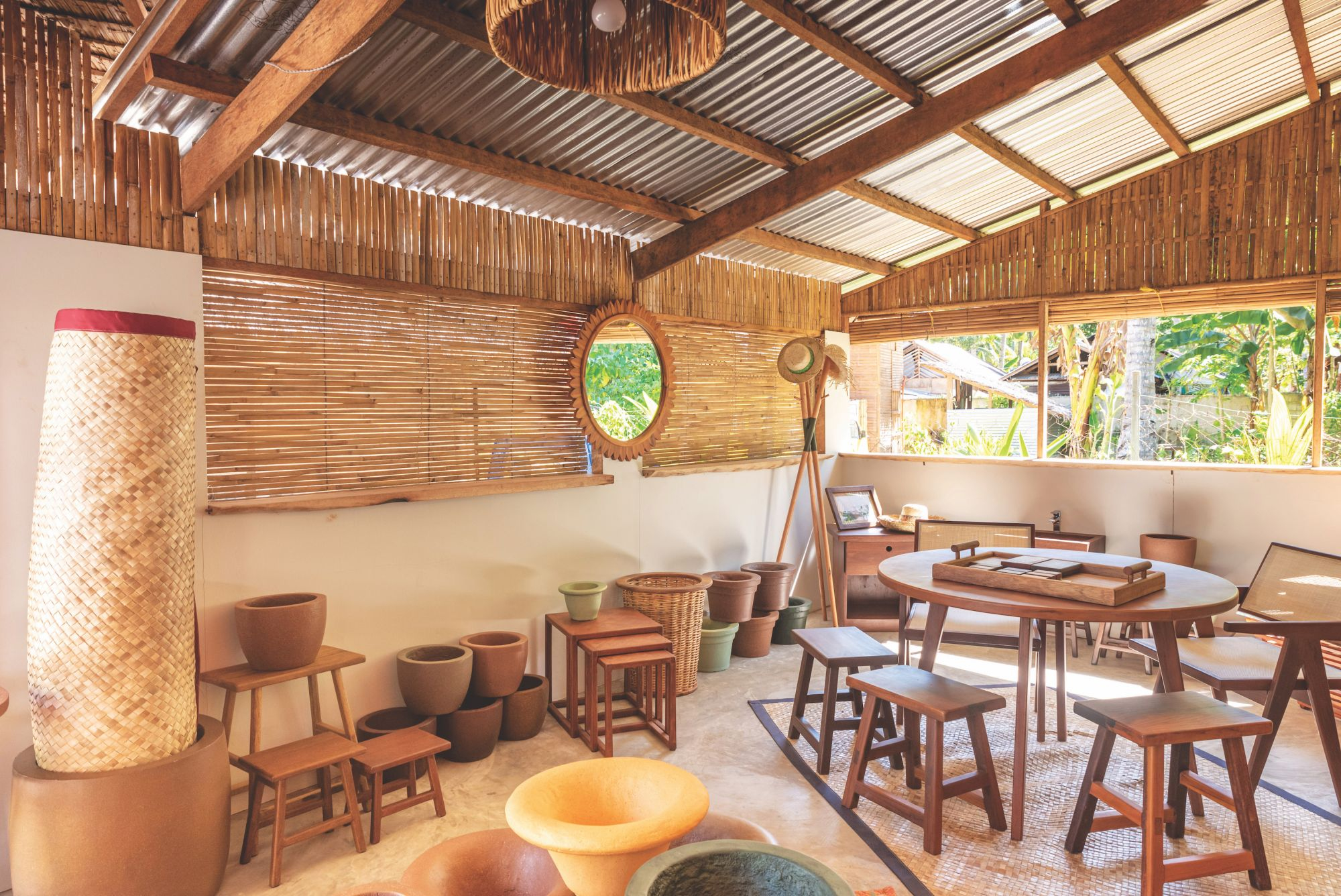 How Siargao Green Artisans Make Furniture Out Of Wood Scraps