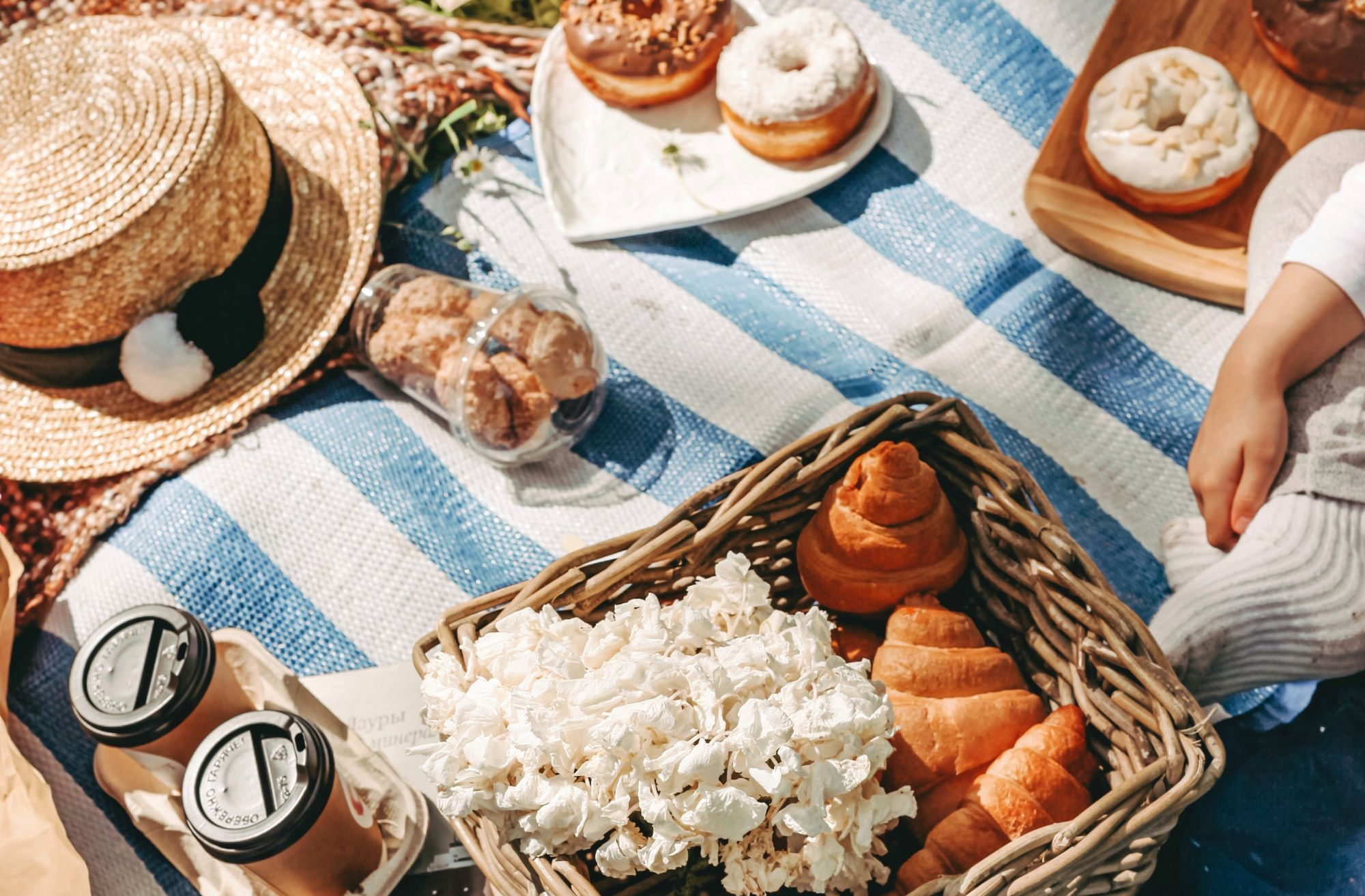 How To Prep A Picnic In Your Backyard In Malaysia