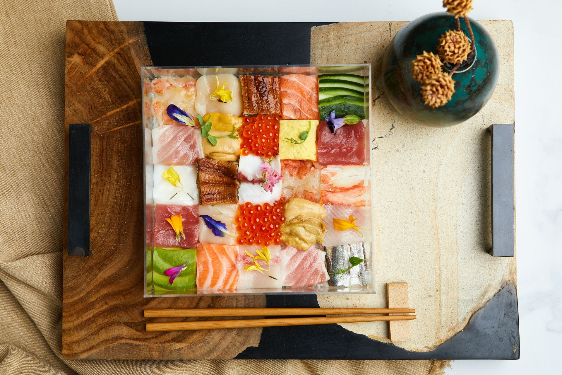 Where To Order 2021: Sushi, Sashimi And Chirashi For Delivery