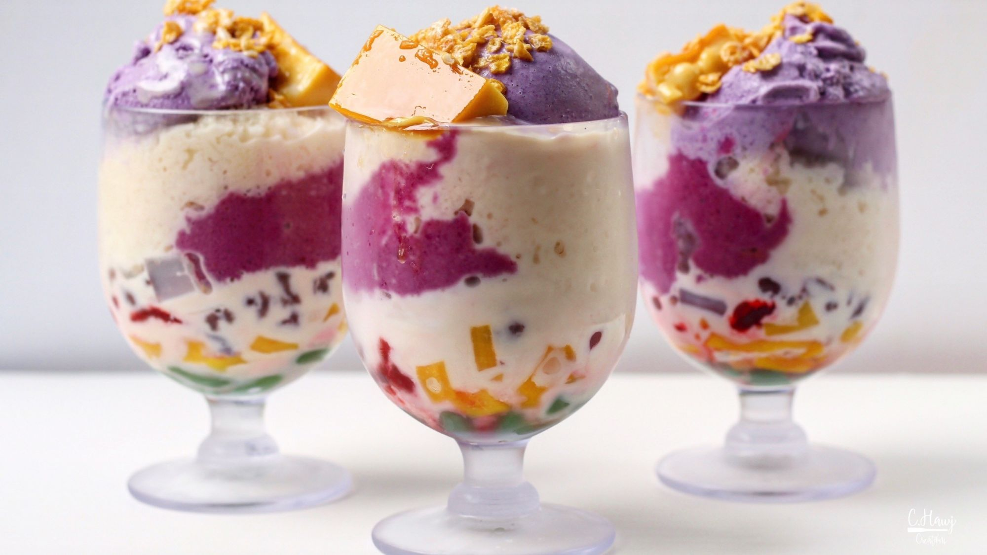 The Philippines' Halo-halo | Photo: Chawjcreations