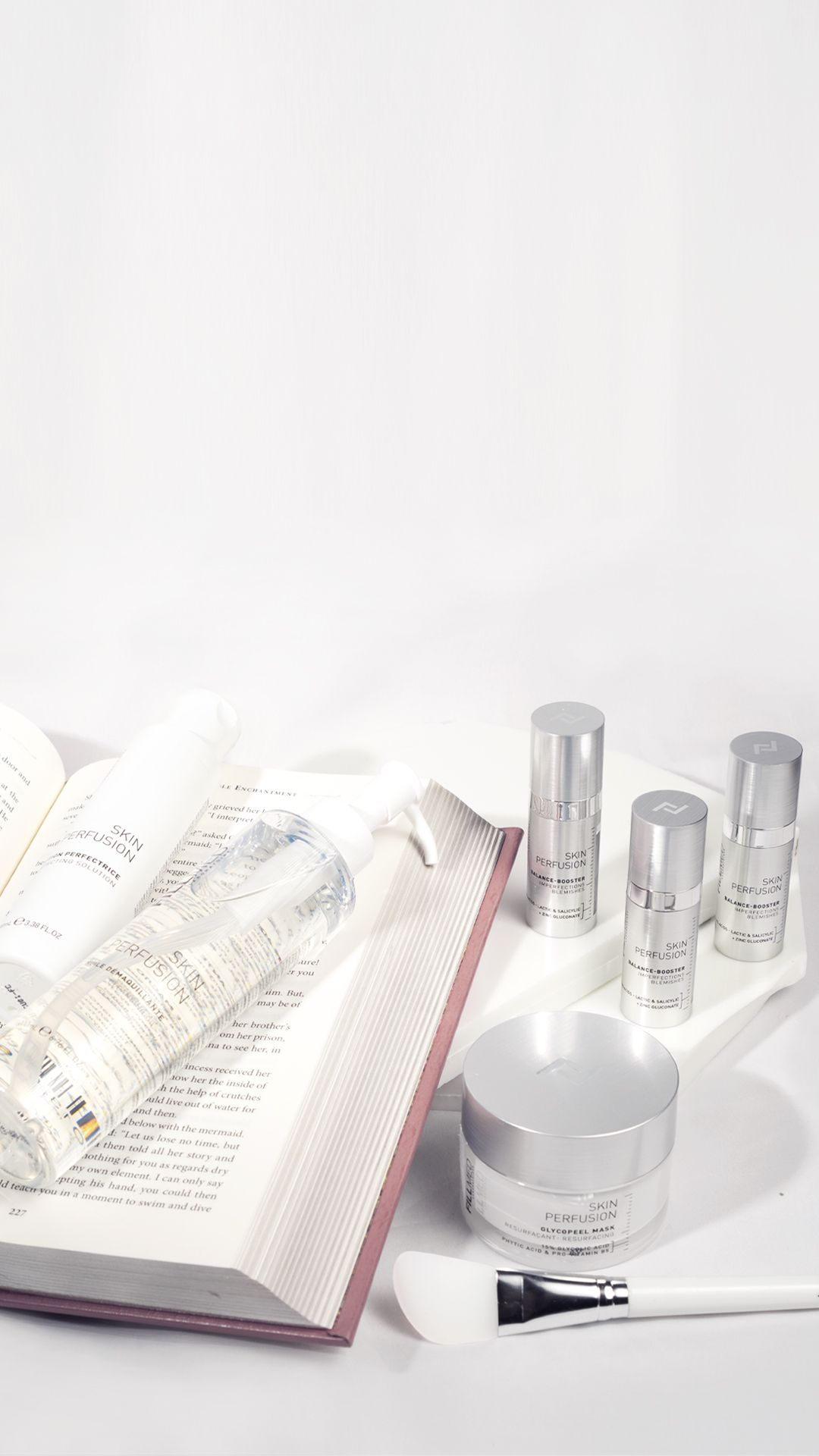 Balance BOOST Skin Perfusion Kit