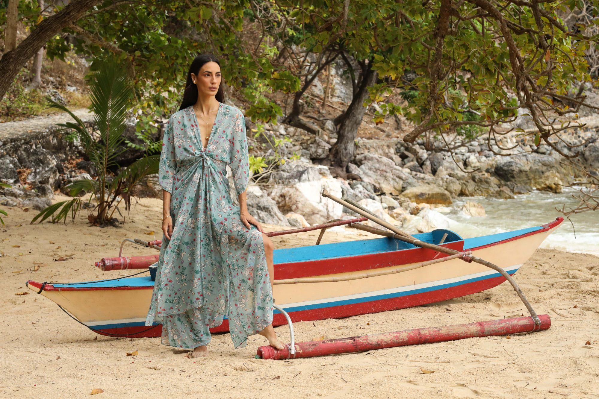 Mia Arcenas Branellec Launches New Collections: La Nature And Mama Mia