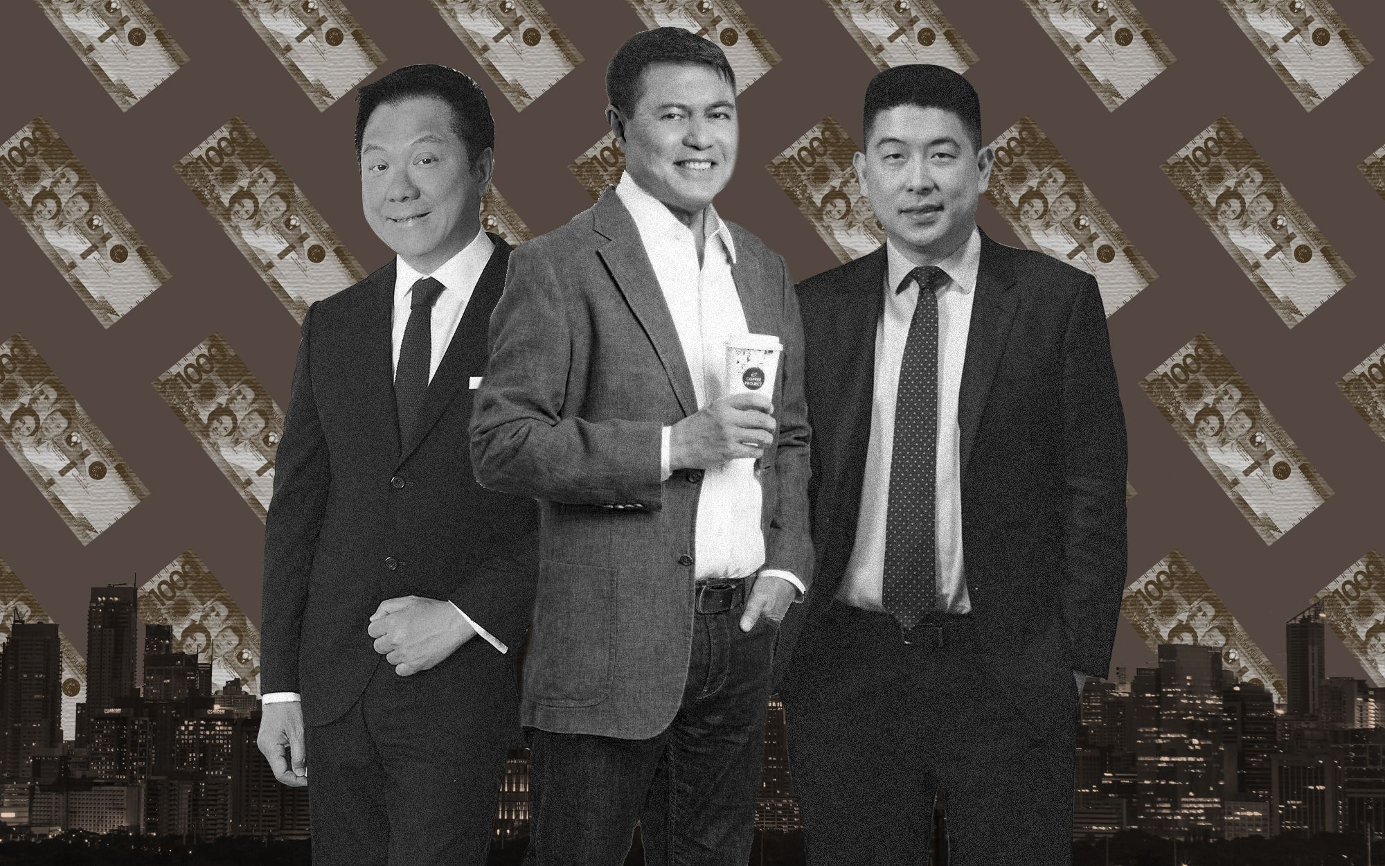 Who Are The Richest Filipino Billionaires Included In The 2021 Annual Forbes List?