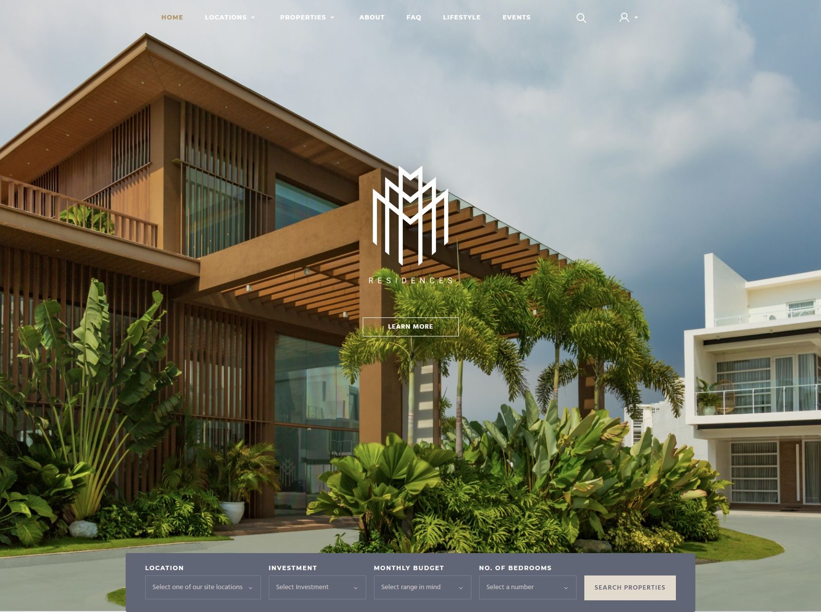 MResidences Unveils Innovative New Website Perfect For The Modern Day House Hunter