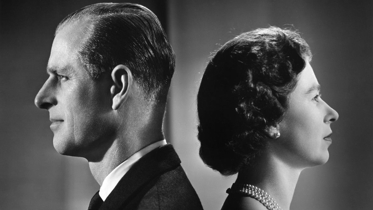 Prince Philip and Queen Elizabeth II  | Photo: Biography