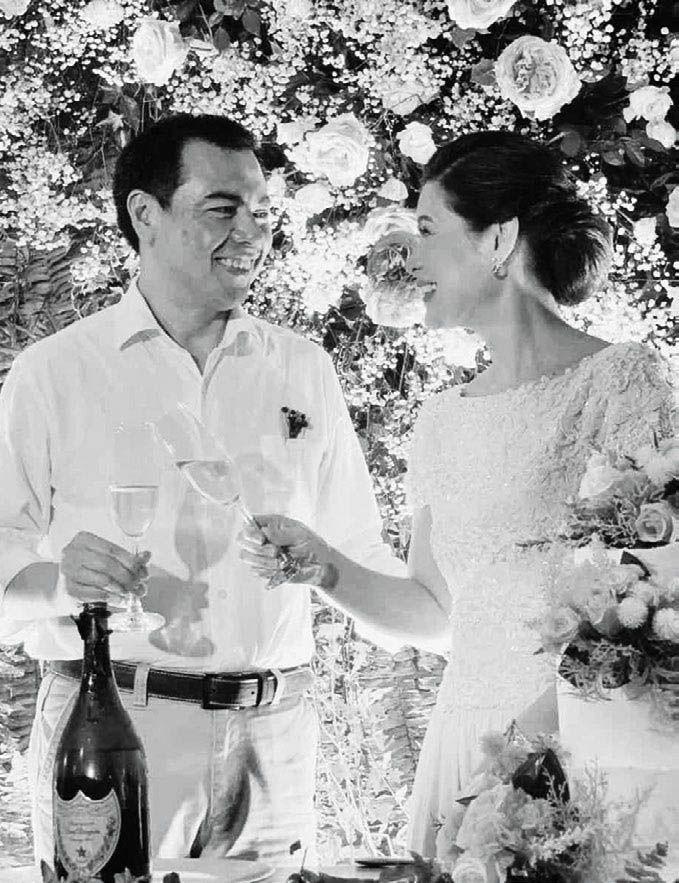 Alby and Maricar Xerez-Burgos Wedding: A Beautiful Triple Celebration