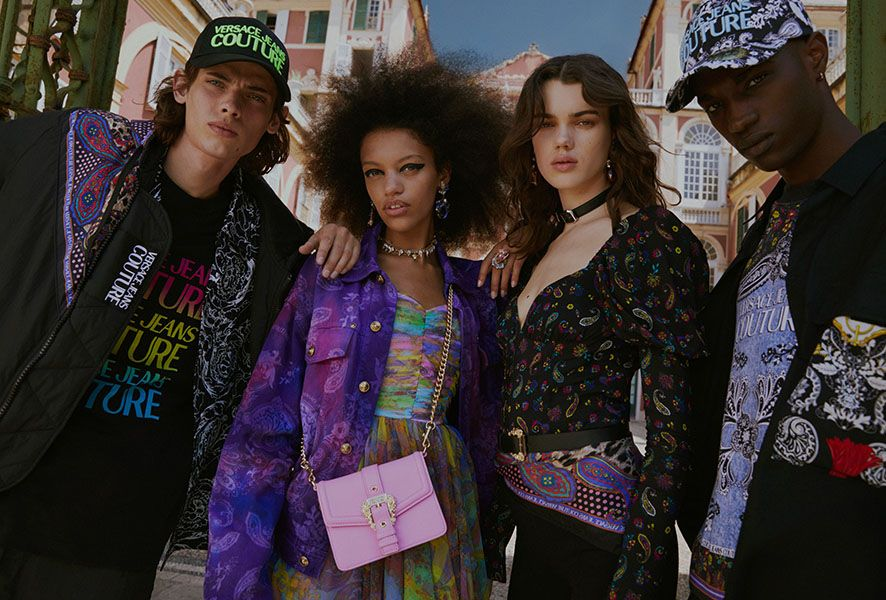 You Can Now Get Versace Jeans Couture At Cul De Sac