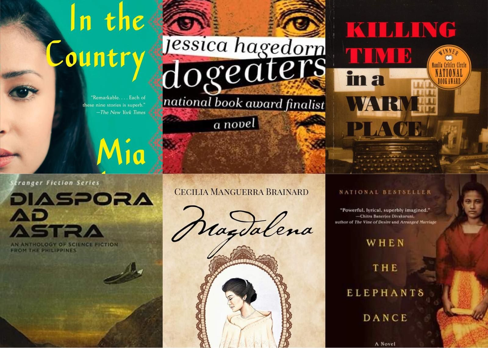 World Book Day 2021: 7 Of The Most Intriguing Filipino Fiction Books