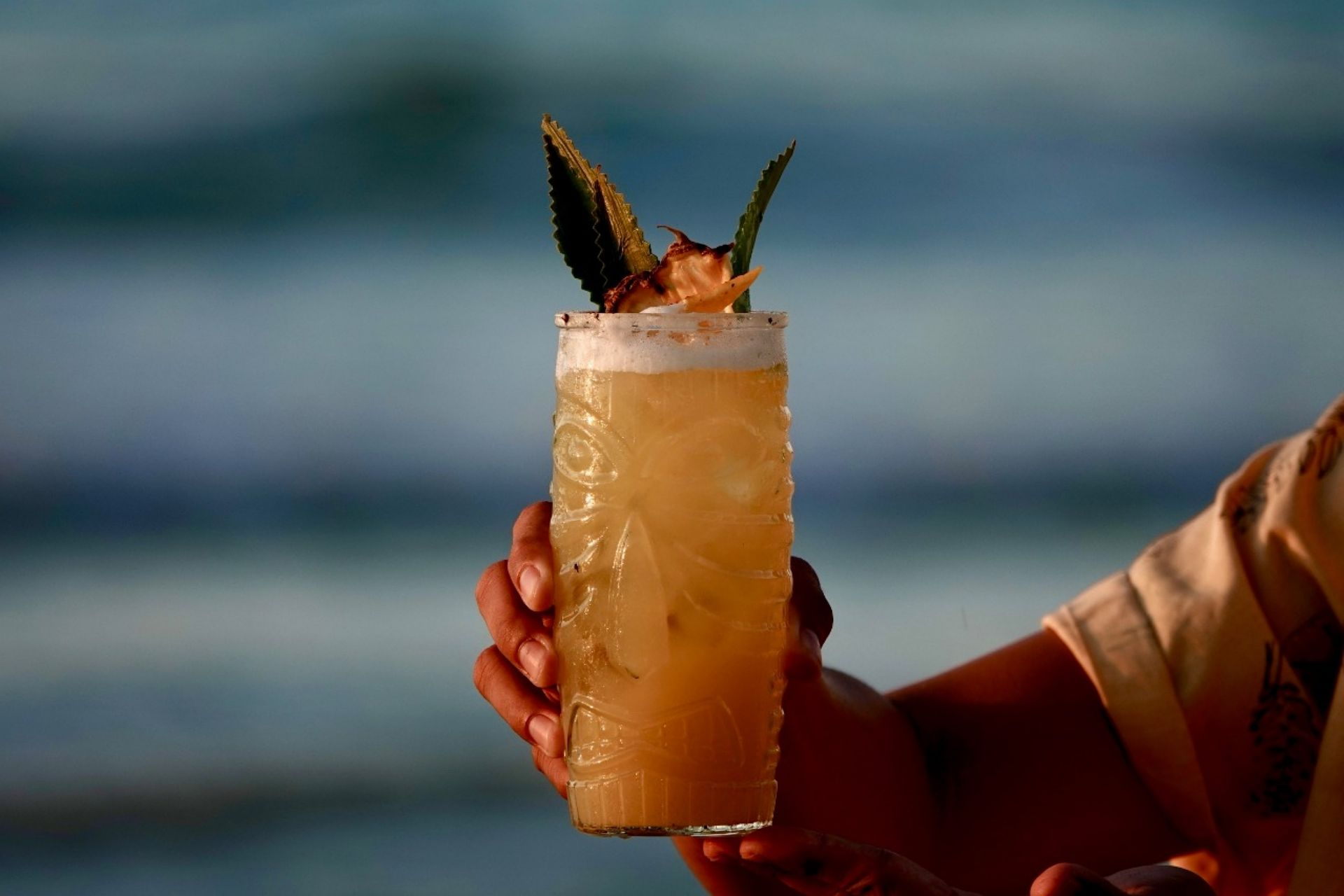 Summer cocktails, Tamboks