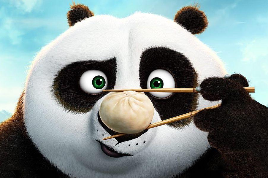 Kung Fu Panda 3. | Photo: Facebook