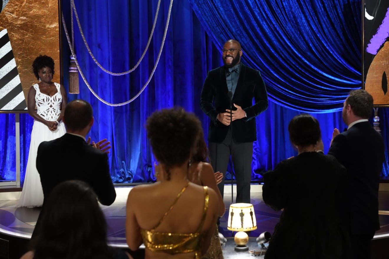 Tyler Perry at the 93rd Academy Awards | Photo: USA Today