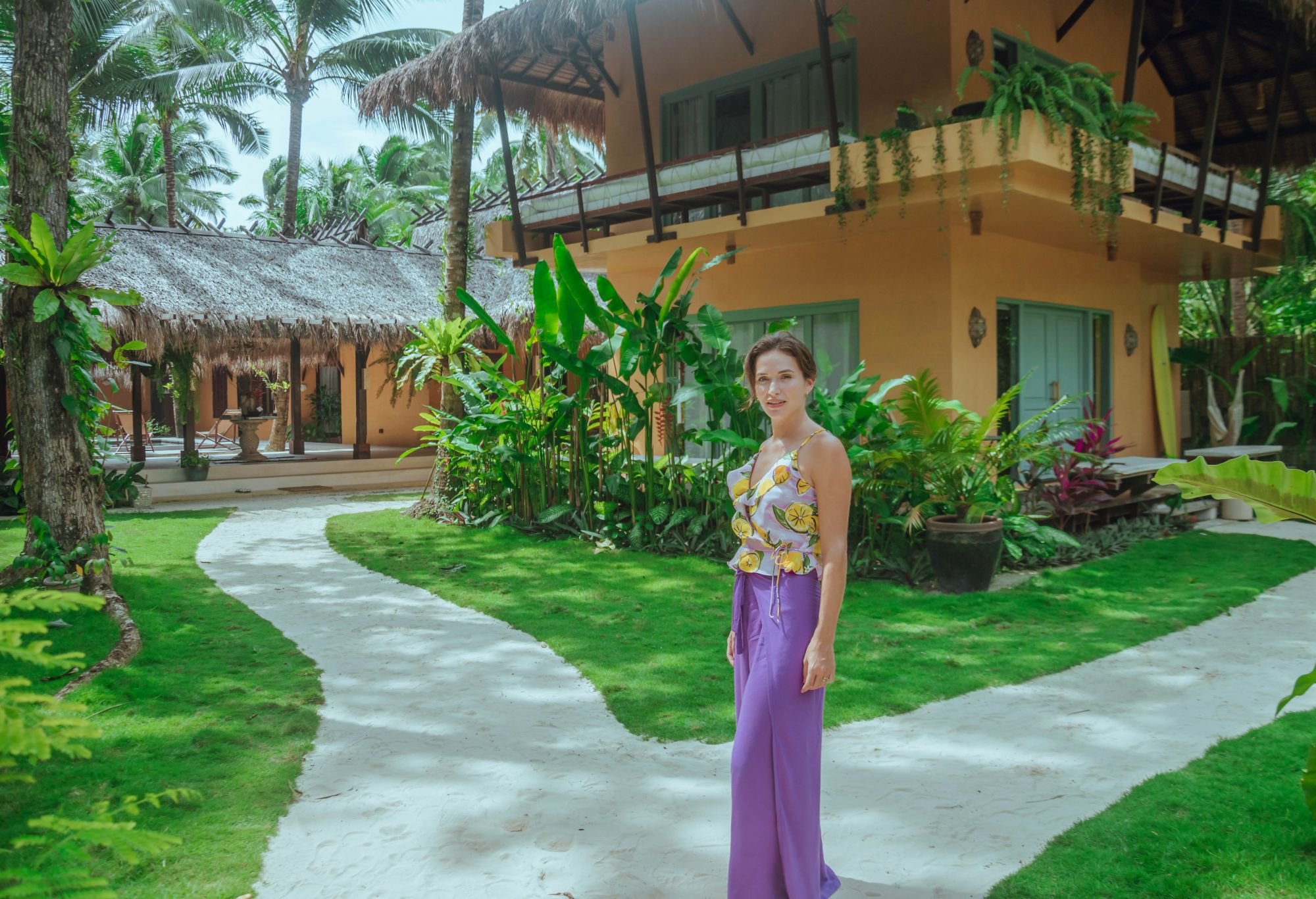 Inara Siargao Resort By Natalia Zobel Is A Dream Tropical Getaway