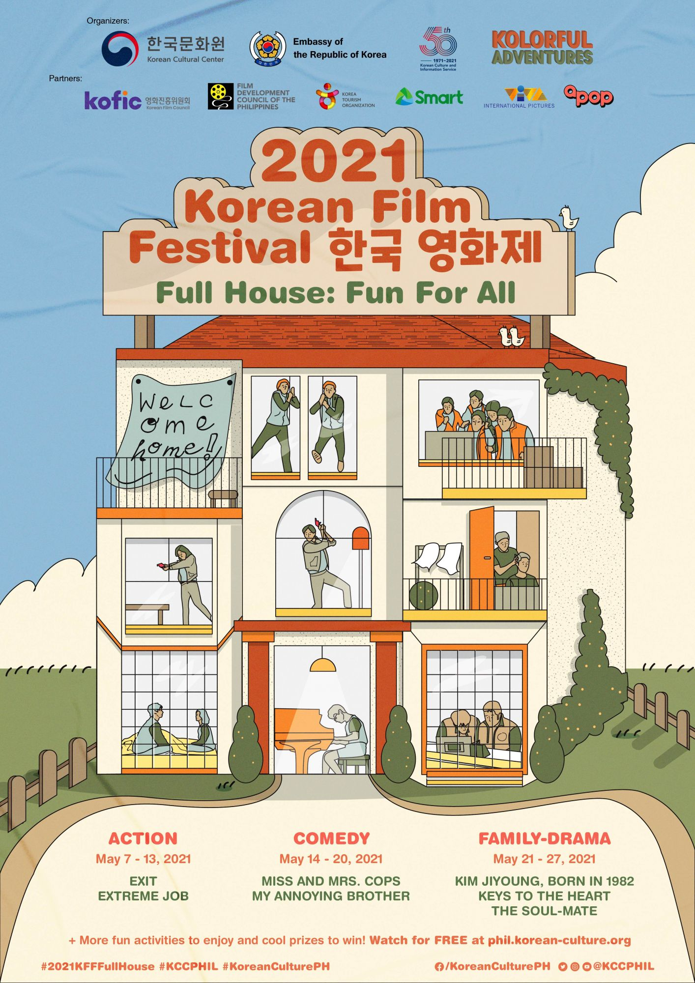 2021 Korean Film Festival In The Philippines: Where To Watch, What To Expect