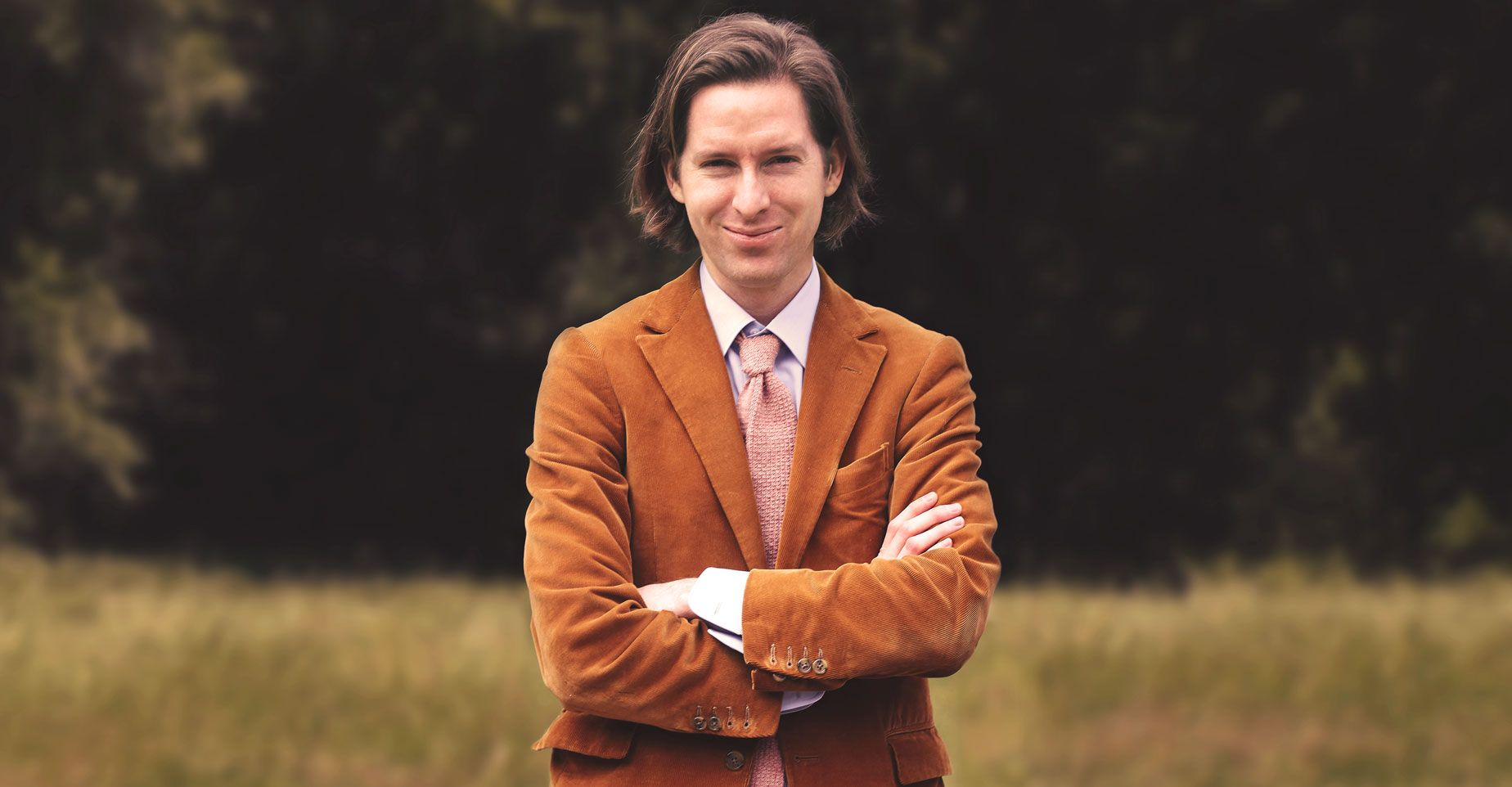 Film director Wes Anderson    Photo: The Talks