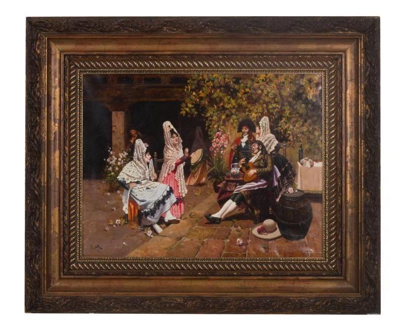 Casa de Memoria Segundo Auction 2021: Romeo Tabuena, Manuel Montoya Works On Offer