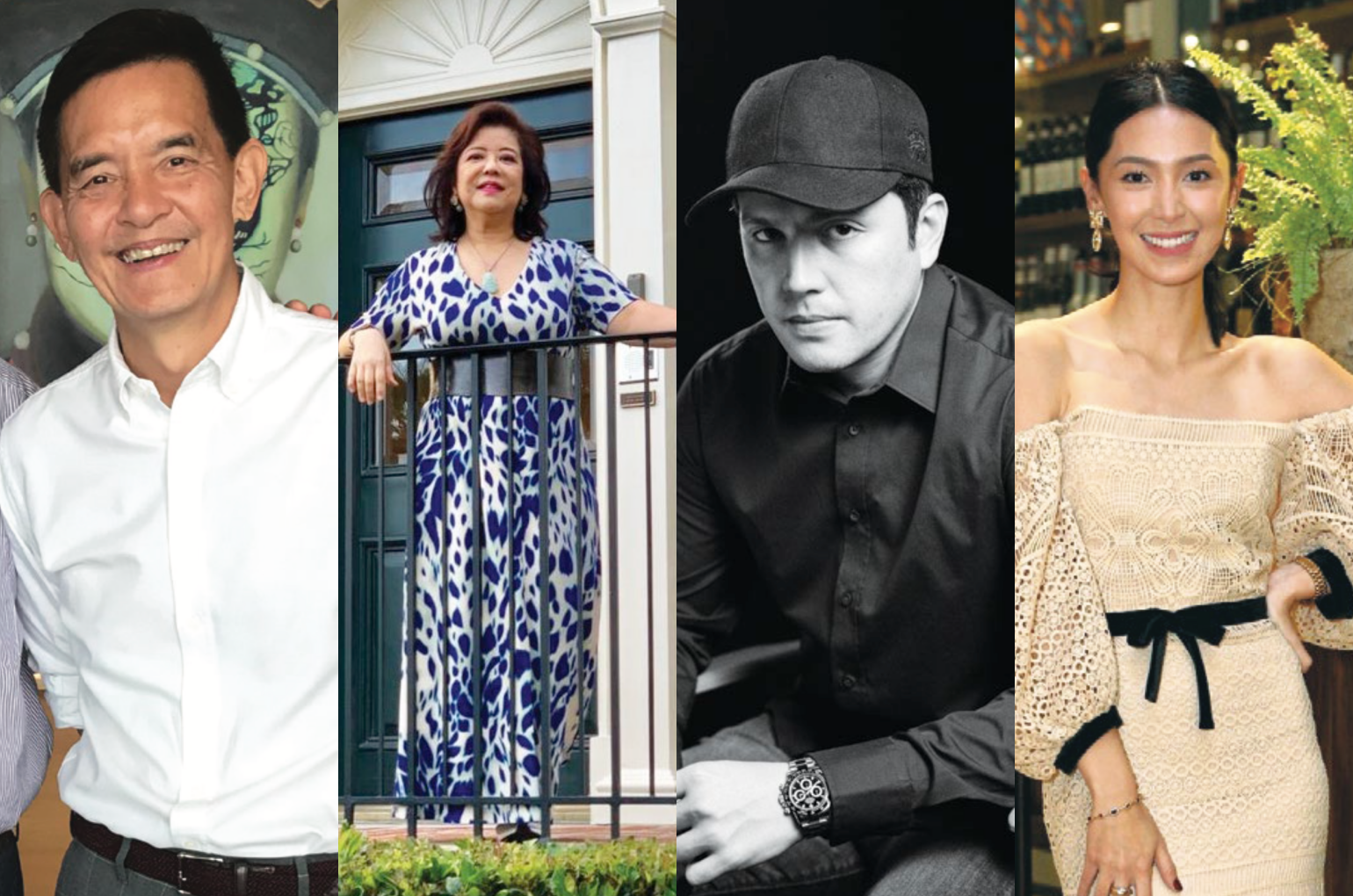 Music, Film, And Book Recommendations From Tatler Friends: Elena Coyiuto, Paul Soriano, Bobby Cuenca