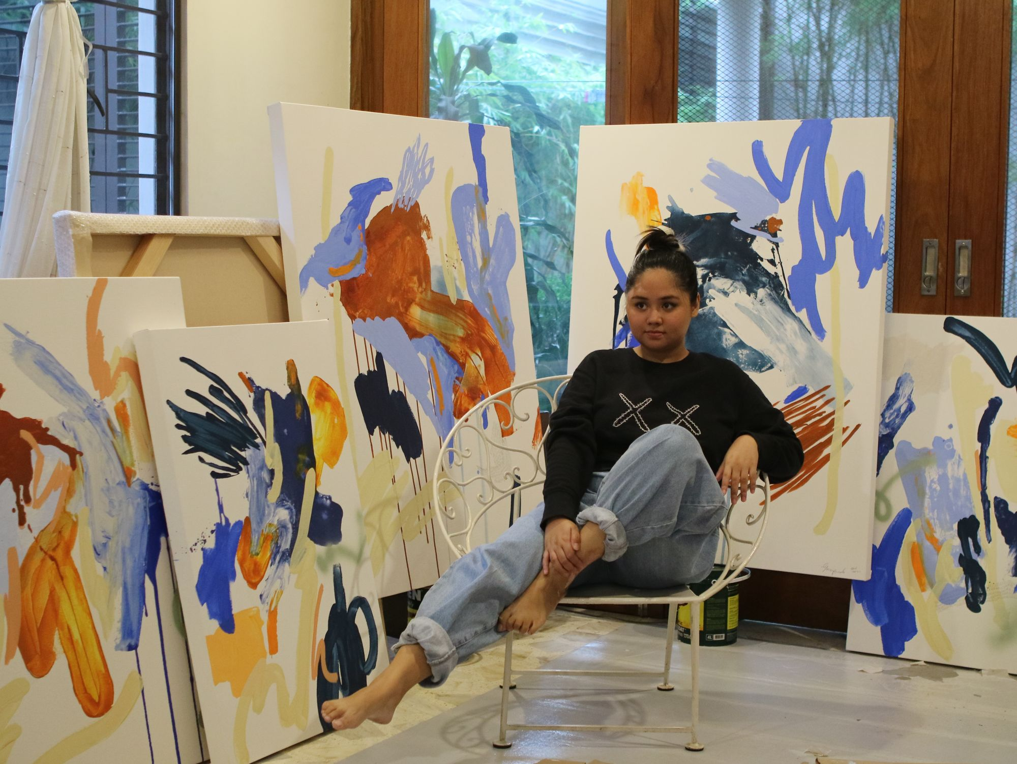 Gabby Prado: Things You Probably Didn't Know About The Visionary Dancer-Artist