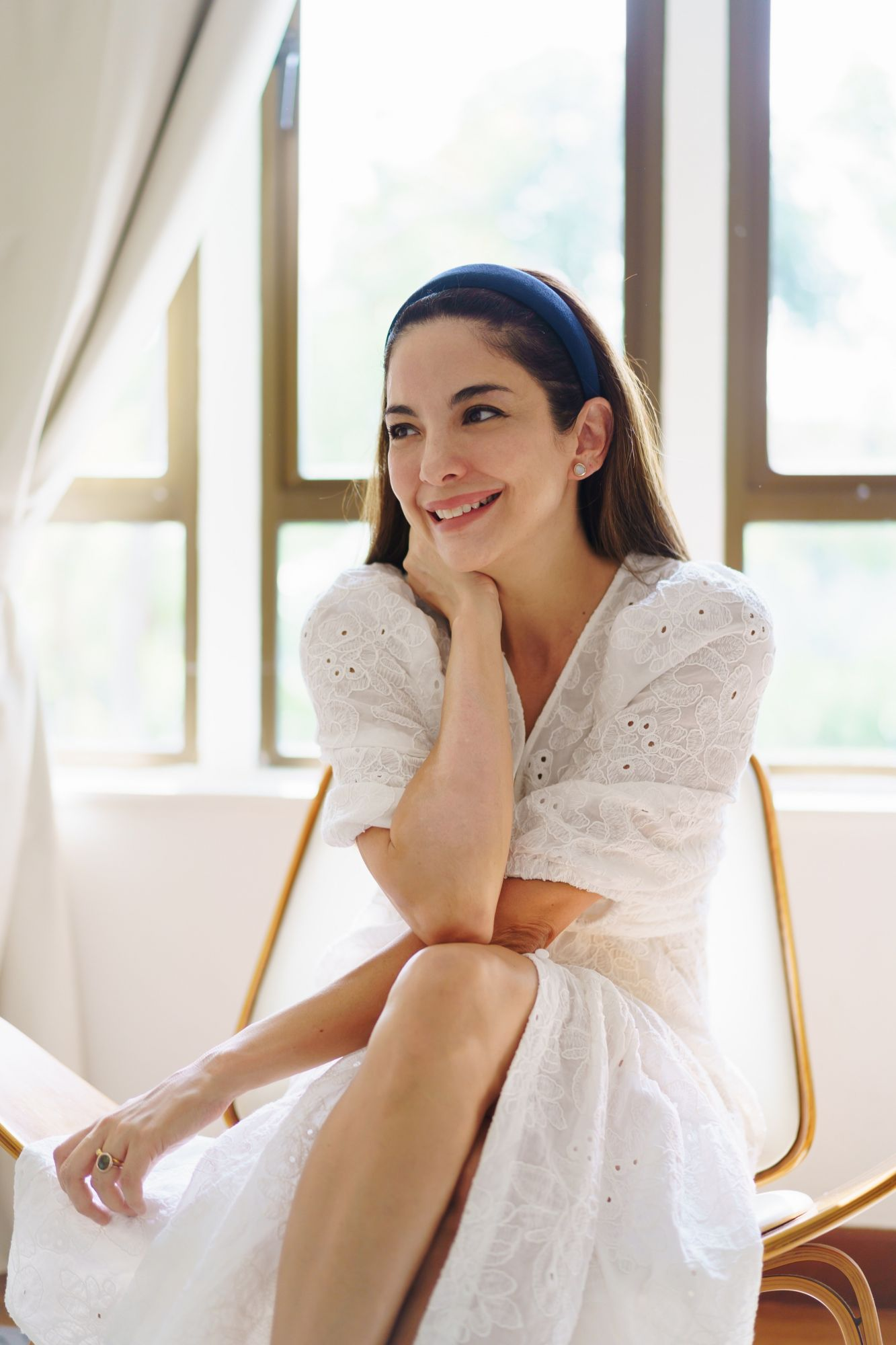Amanda Griffin Jacob Shares Her Evening Skincare Routine