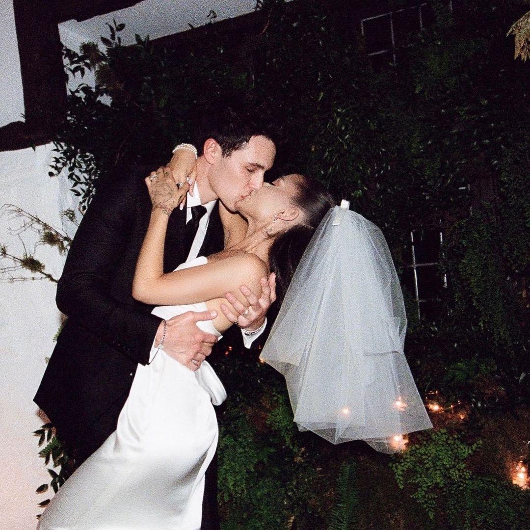 Ariana Grande and Dalton Gomez's wedding in May