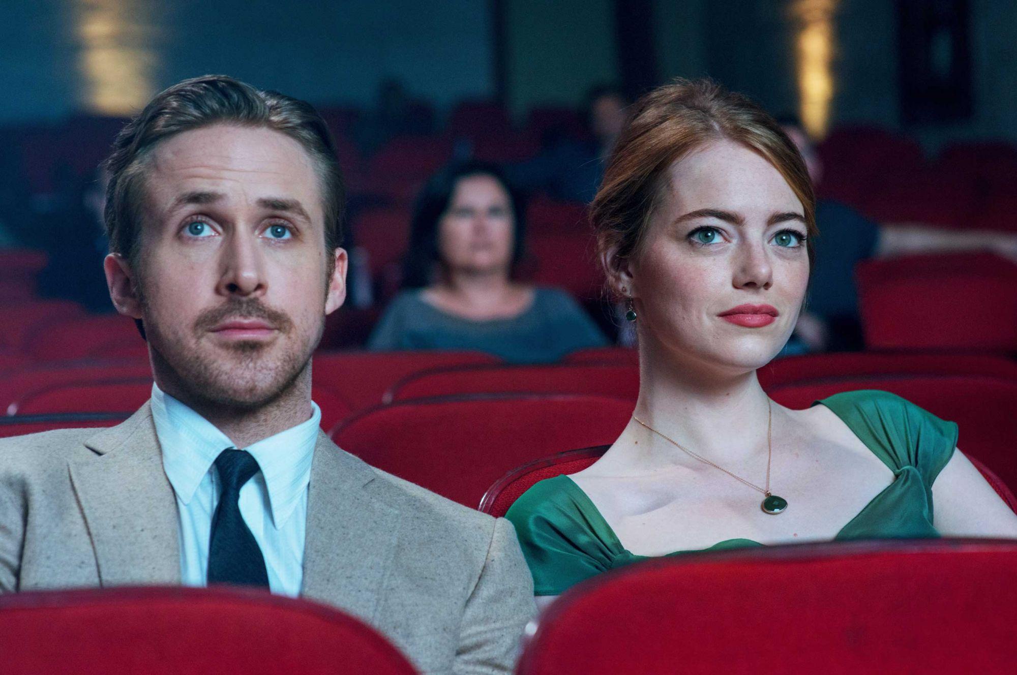 Ryan Gosling and Emma Stone in La La Land | Photo: SPIN