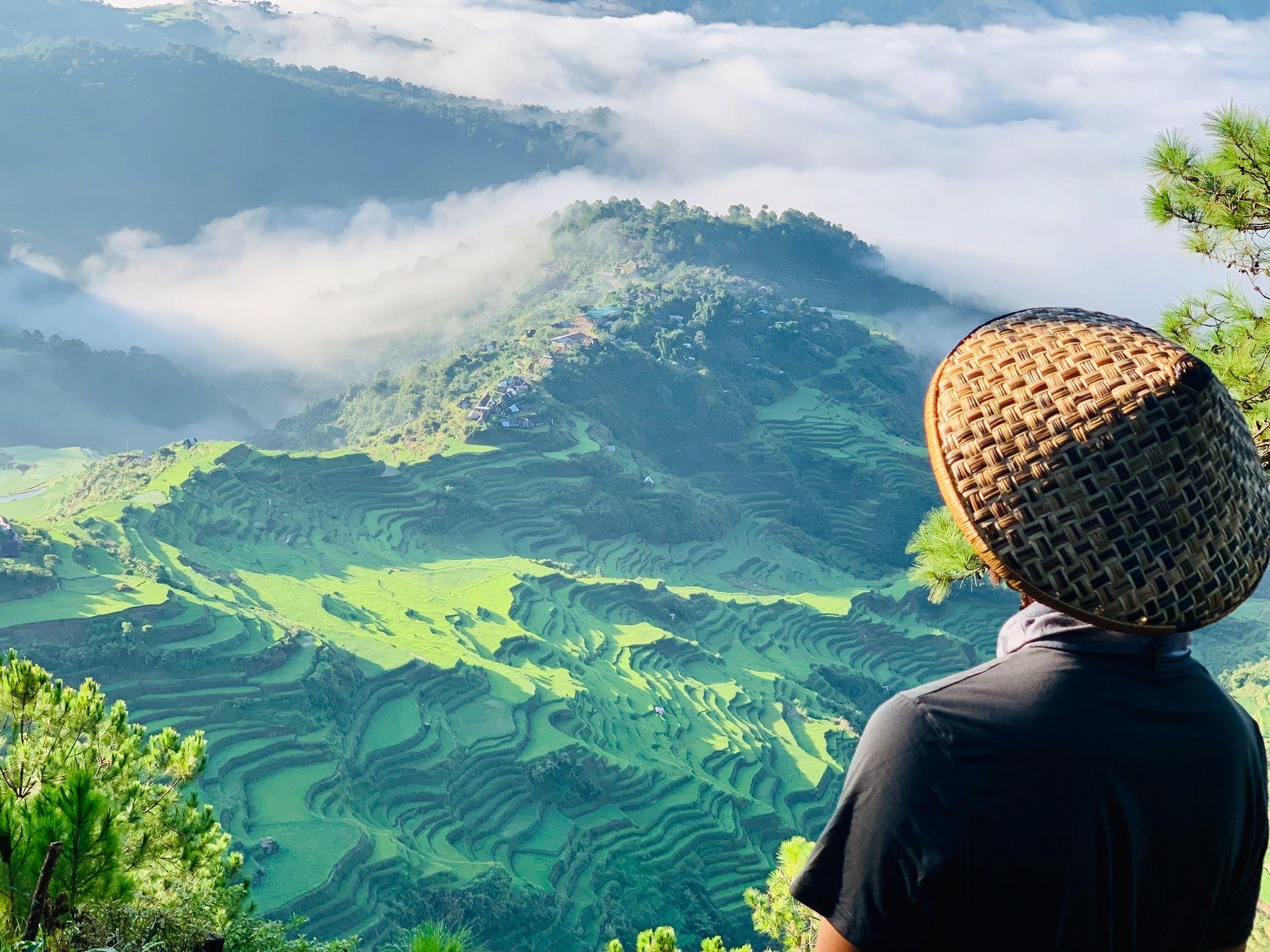 Maligcong, Bontoc, Mountain Province, Philippines | Photo by Michael Rivera on Unsplash