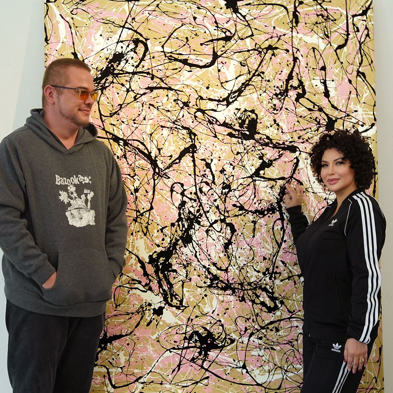 Brian Uhing And S-Ann Ch'i: Explore The Colourful World Of This Visual Artist Couple
