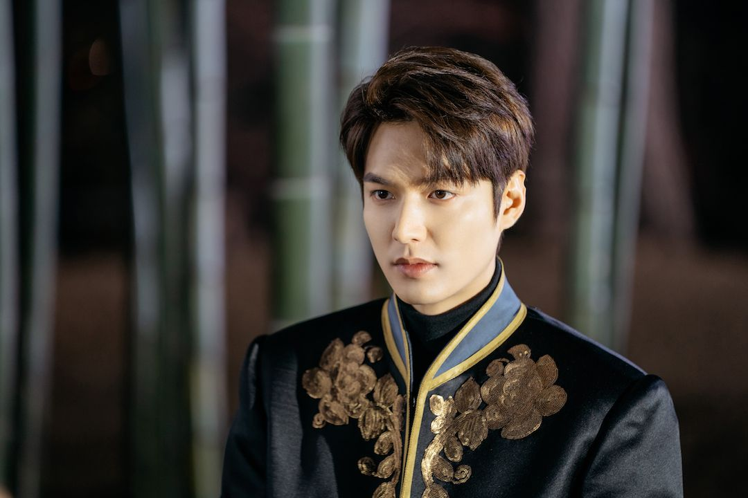 Lee Min-ho in The King: Eternal Monarch   Photo: Netflix