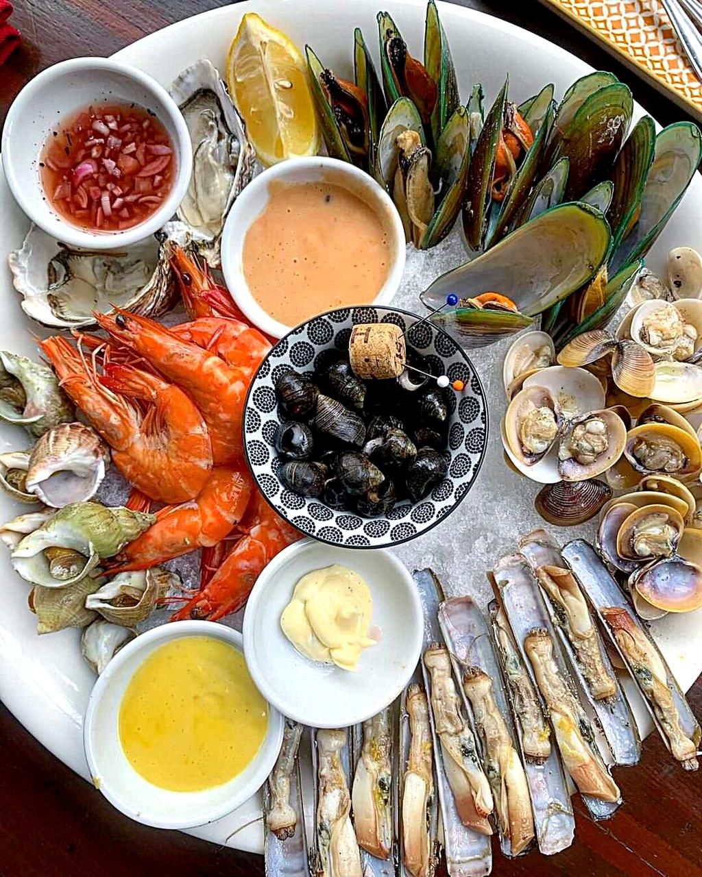 Dr Wine's Seafood Brunch And Takeaway Menu Are Perfect For Father's Day
